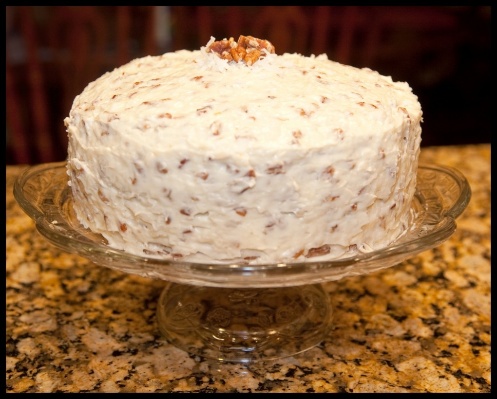 Italian Cream – If you like Roasted Pecans you are in for a treat!